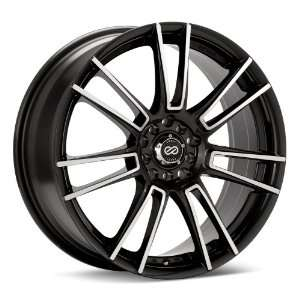 16x7 Enkei T Fork (Gunmetal / Machined) Wheels/Rims 4x100