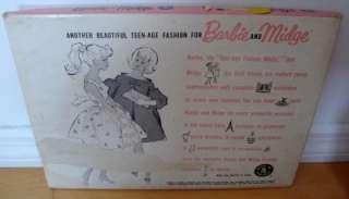 Vintage Graduation Barbie Midge Outfit # 945~NRFB~Rare