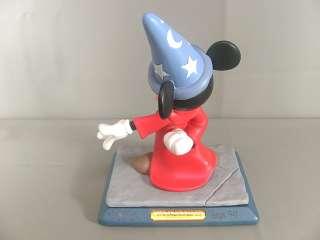 Disney 1994 Disneyana Mickey Mouse Ltd Resin Figurine