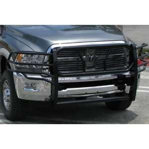 Dodge Ram Black Powdercoat HD Grille Guard   HD Grille Guard