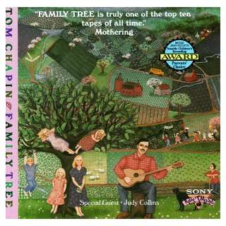 Family Tree: Tom Chapin: Music