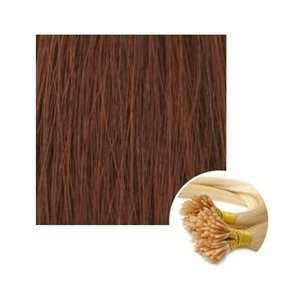 Donna Bella 18 I Link Remy Hair Extension #5R Carmel Red