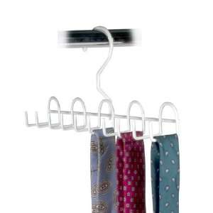 White Accessories Hanger Organize Closet NEW Home & Kitchen