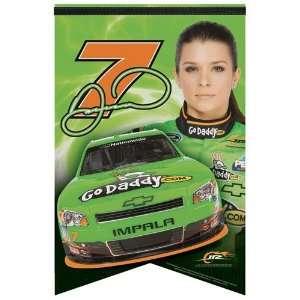 NASCAR Danica Patrick Premium Felt Banner 17 by 26