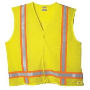 Dickies Extra Extra Large High Visibility Yellow ANSI Class 2 Utility