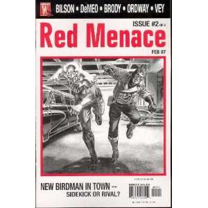 RED MENACE #2 (OF 6)