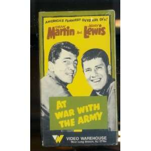 At War with the Army Dean Martin & Jerry Lewis Movies