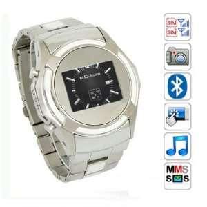 VIP Watch Cell Phone Mobile Dual Sim Dual Standby 1GB internal Memory