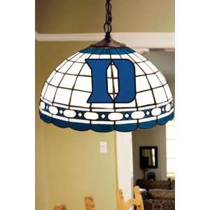 Team Logo Hanging Lamp 16hx16l Duke State: Home Improvement
