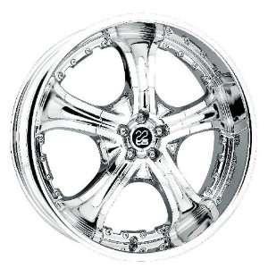 TIS TIS0922921 TIS09 CHROME TIS0922921 22 Wheels 5x120