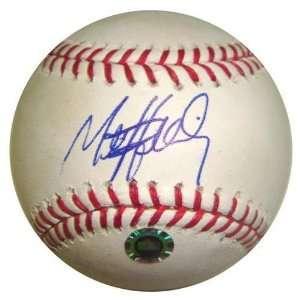 Matt Holliday Signed Baseball w/coa Cardinals Official   Autographed