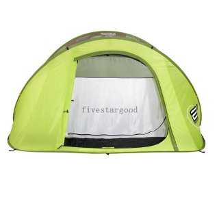 Quechua Tent Camping Pop Up 2 Seconds III,3 persons. Instantly pitched