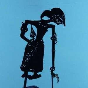 Indonesian Javanese Wayang Kulit Shadow Puppet art ct05