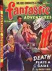 Lot 11 Amazing Stories Fantastic Adventures PULPS