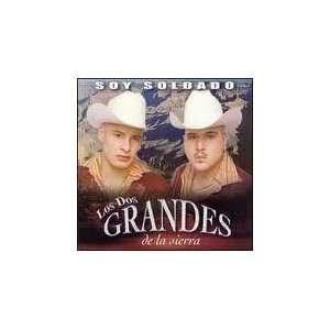 Soy Soldado Dos Grandes De La Sierra Music