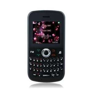 Radio Torch QWERTY Keypad Cell Phone Black (2GB TF Card) Electronics
