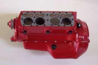 GMP 16 Edelbrock Ford Flathead Motor Hot Rod Show Engine VHTF Rare LE