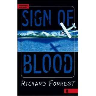 Sign of Blood (Thumbprint Mysteries) (9780809206773): Richard Forrest