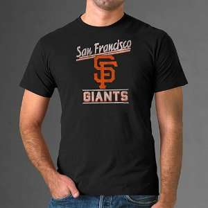 San Francisco Giants Fadeaway T Shirt by 47 Brand Sports
