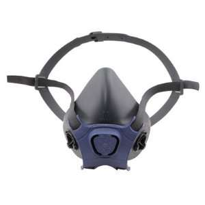Moldex 7001 PVC Free Air Respirator Mask Facepiece   Small