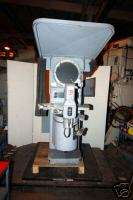 Jones & Lamson Optical Comparator With Novalite