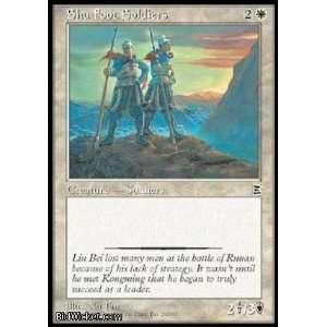Foot Soldiers (Magic the Gathering   Portal Three Kingdoms   Shu Foot