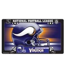 Set Of Official License NFL National Football League License Frame
