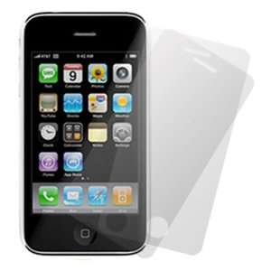 for iPhone 3Gs 3G Premium Screen Protector 2 Pack Cell