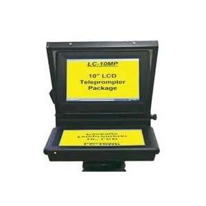 Free Standing Prompter with 10 SVGA Color LCD Monitor: Electronics