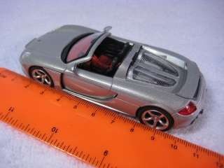 Porsche Carrera GT Cararama Diecast Car Model 1/43 143