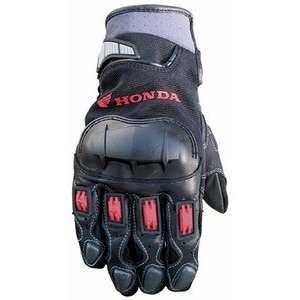 Honda Racing Corp Glove Black Large Automotive