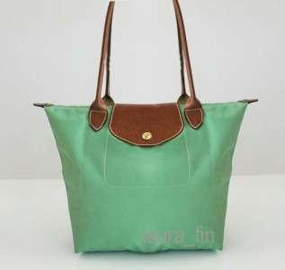 Longchamp Le Pliage Small Tote Bag Palm Green New $125