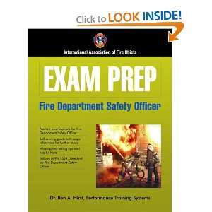 Exam Prep Fire Department Safety Officer  International