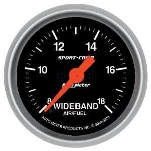 Auto Meter 3370 Sport Comp 2 1/16 Wideband Air/Fuel Ratio