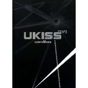 ContiUkiss [Digipack] [Platys Entertainment] [Korea 2009