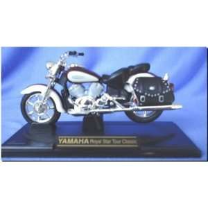 Yamaha Royal Star Tour Classic Maroon Toys & Games