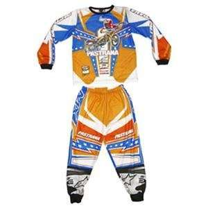 Smooth Industries Signature Series Two Piece Pajamas   6 8/Pastrana