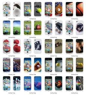 Apple iPhone 4S Protective Skin Decal Cover Super Cars Images 100s of