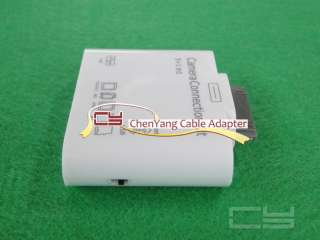 SAMSUNG GALAXY TAB 10.1 P7500 P7510 USB Connection Card Reader KIT OTG