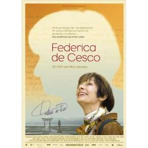 Federica de Cesco   Movie Poster   27 x 40: Home & Kitchen