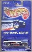 1991 Hot Wheels    NO FEAR RACE CAR    #244