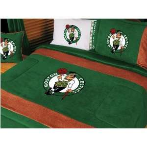 Boston Celtics MVP Comforter   Full/Queen Bed Sports