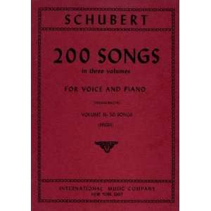 2012) Franz Schuber, Sergius Kagen, Gerard Mackworh Young Books