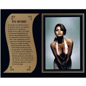 Eva Mendes commemorative