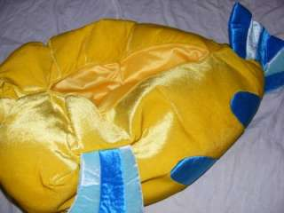 Little Mermaid Ariel  Flounder Costume XXS