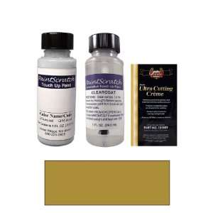 Oz. Medium Gold Metallic Paint Bottle Kit for 1998 Lincoln All Other