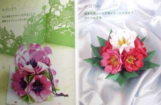 Kusudama Flower Ball Bouquet Origami Paper Craft Japanese Instruction