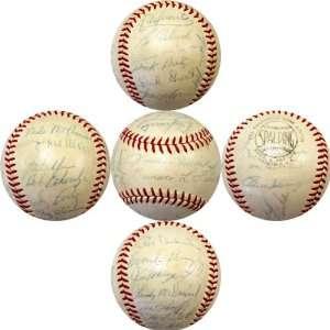 1967 San Francisco Giants Autographed Baseball  Sports