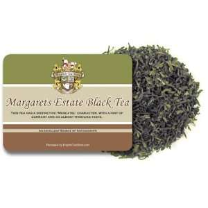 Margarets Estate Tea   Loose Leaf   4oz:  Grocery & Gourmet