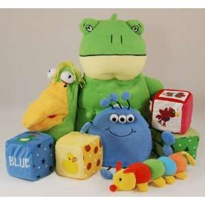 Baby Bath Toys  Froggy Gift Set Baby